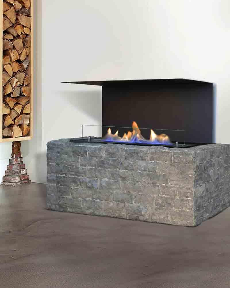 ruby fires carthago model kamina kamin studio. Black Bedroom Furniture Sets. Home Design Ideas